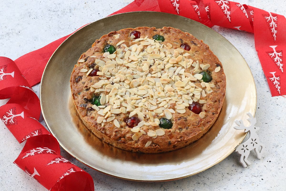 Zelten: la ricetta del dolce tipico trentino a base di frutta secca
