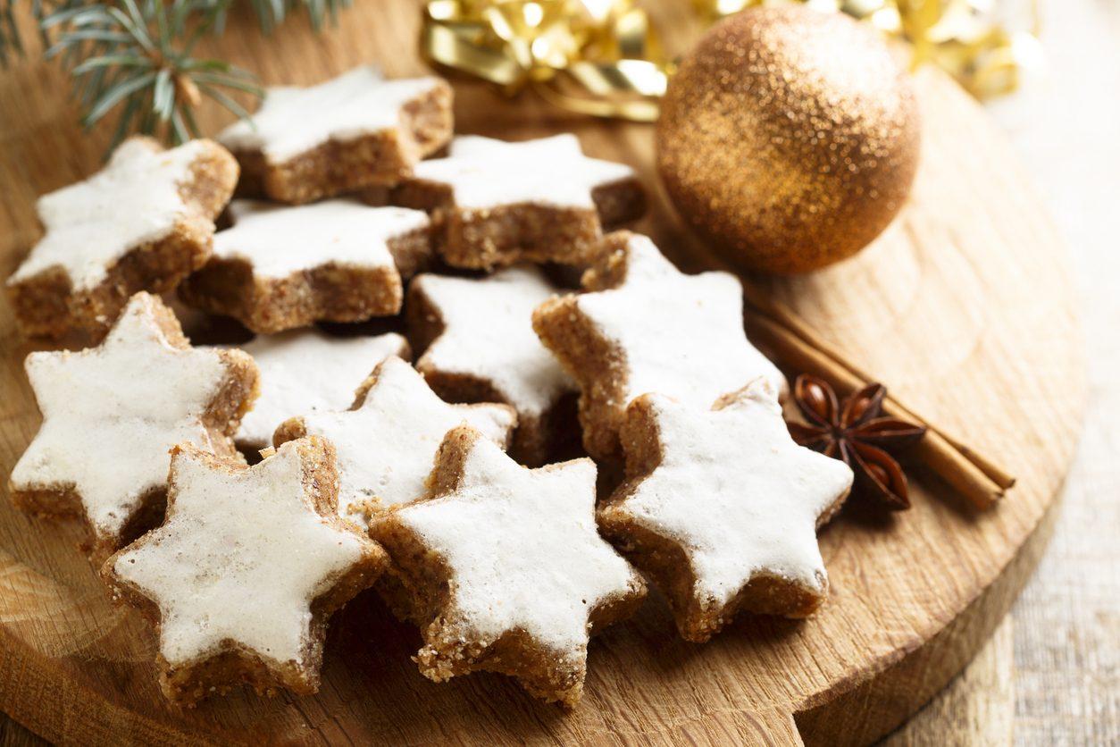 Zimtsterne: la ricetta originale dei biscotti tedeschi alla cannella
