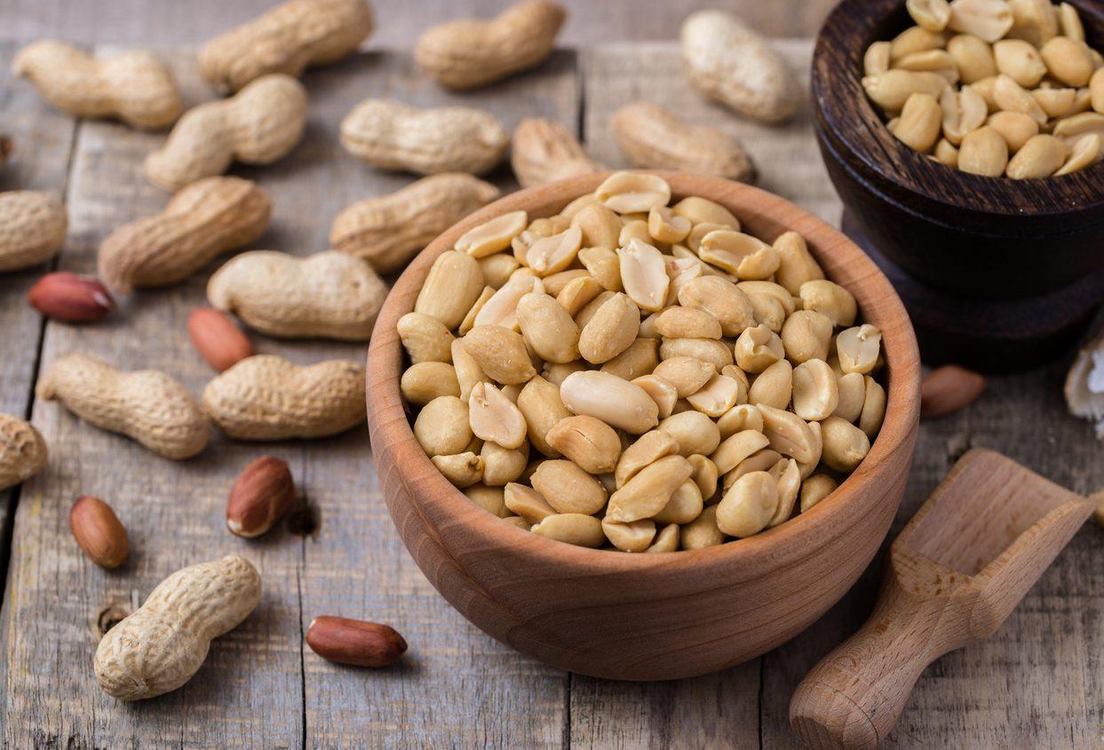 Arachidi: proprietà, benefici e usi in cucina