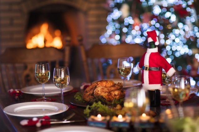 I piatti della tradizione natalizia e i giusti vini in abbinamento