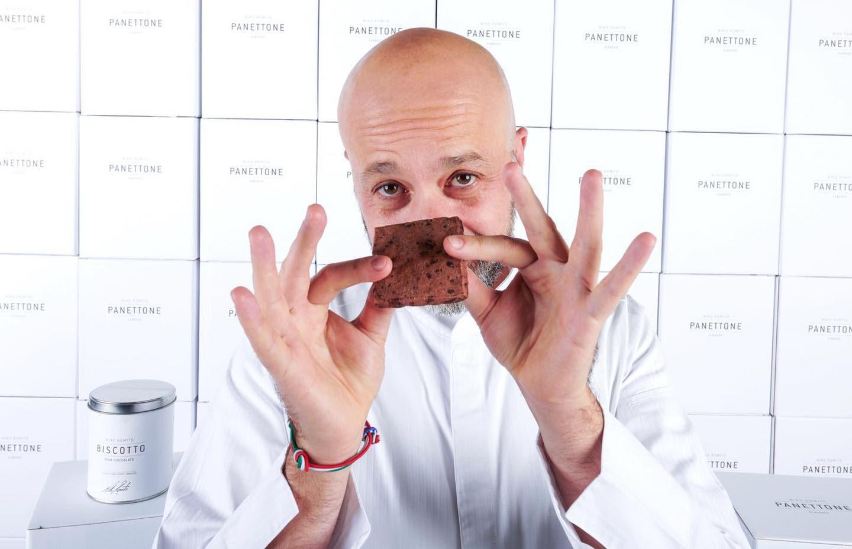 """Il """"super biscotto"""" di Niko Romito a Milano: """"L'obiettivo è unire gusto e salute"""""""