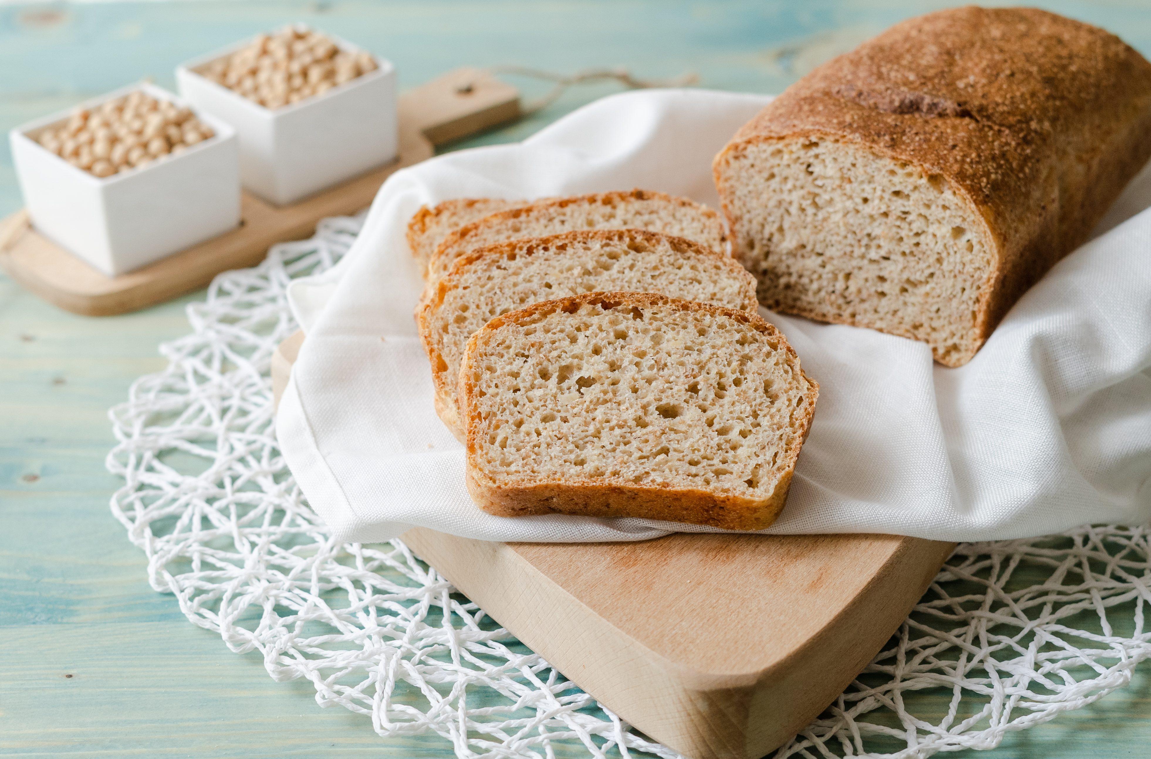 Pane di soia: la ricetta del soffice pane fatto in casa