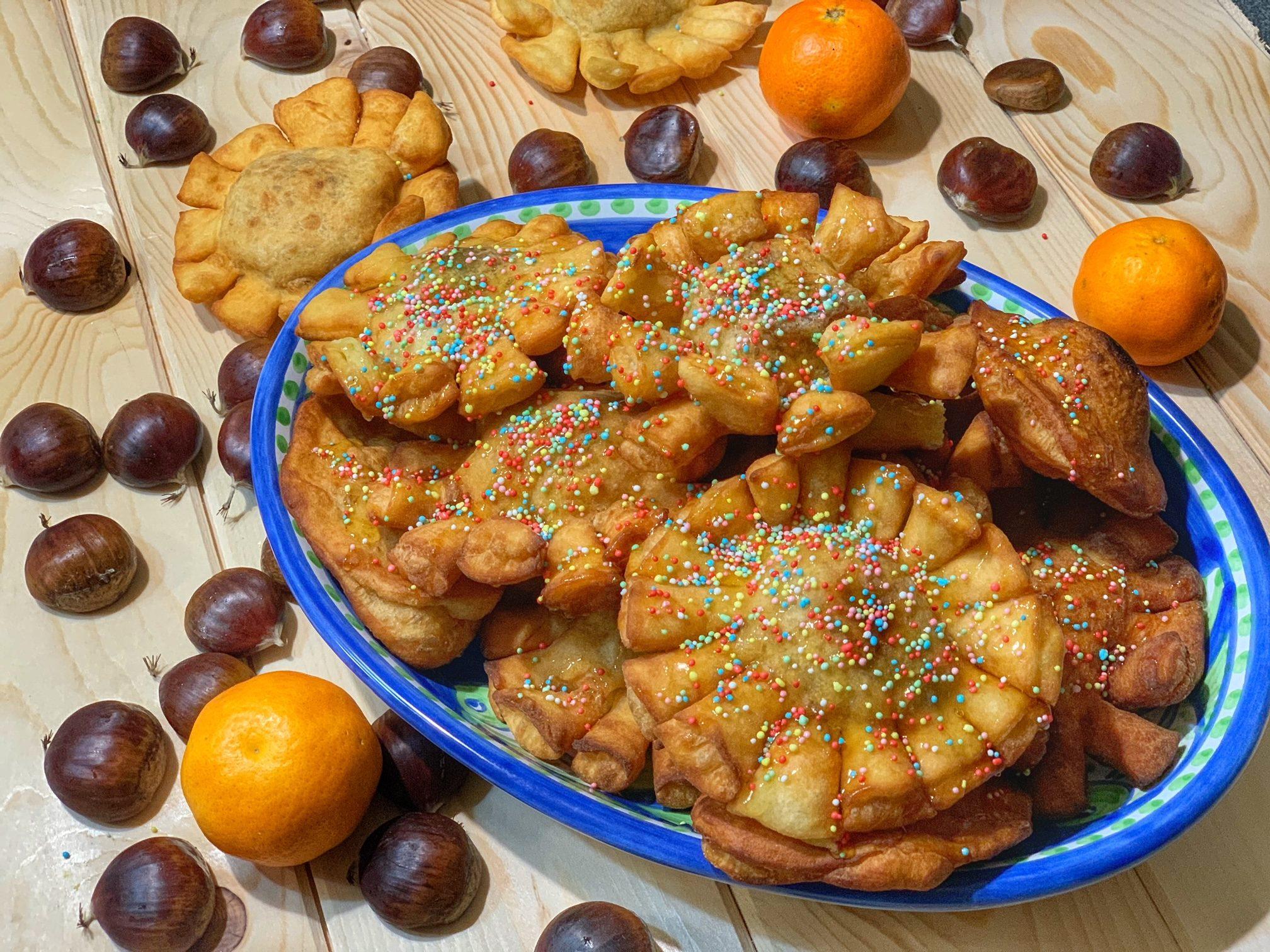 Pastorelle cilentane: la ricetta dei golosi fagottini tipici di Natale