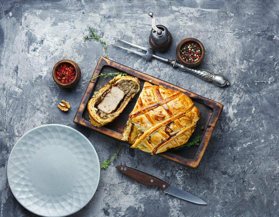 Piatti in crosta: le ricette per fare un figurone a Natale