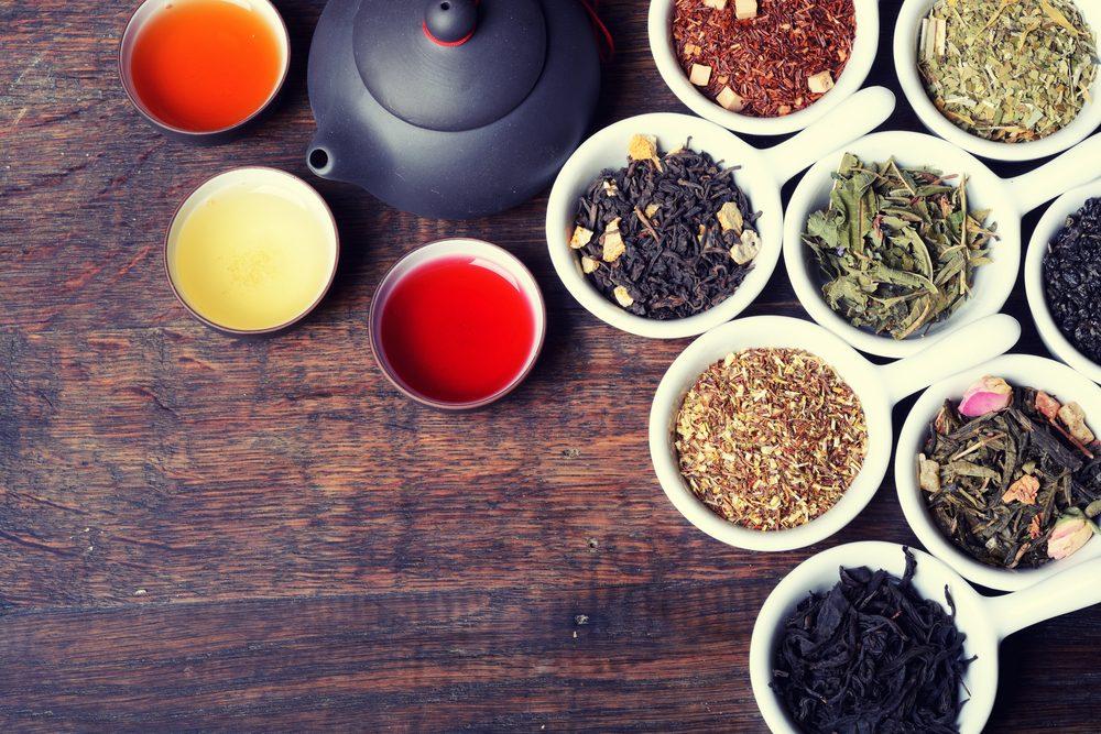 Tè: varietà principali e virtù benefiche della bevanda più diffusa al mondo