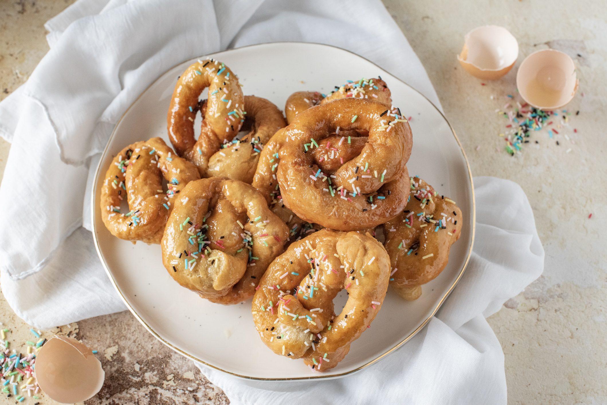 Scaliddre calabresi: la ricetta delle tipiche frittelle dolci al miele