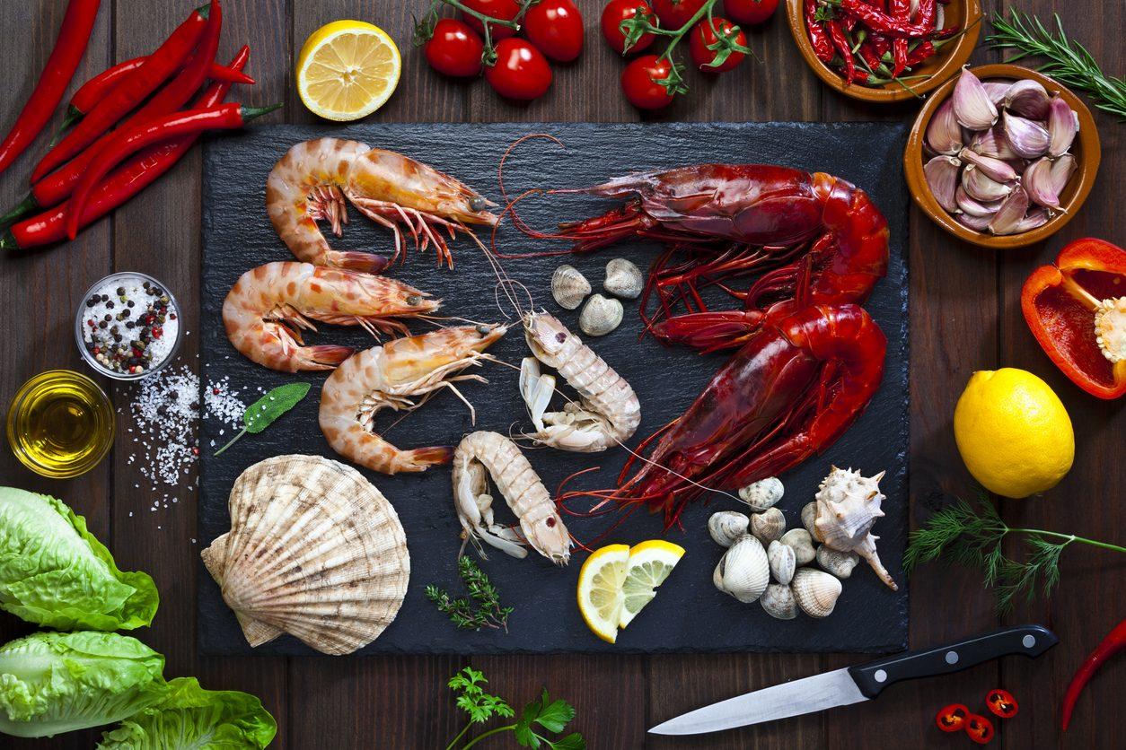 Gamberi, scampi e mazzancolle: come riconoscerli e cucinarli