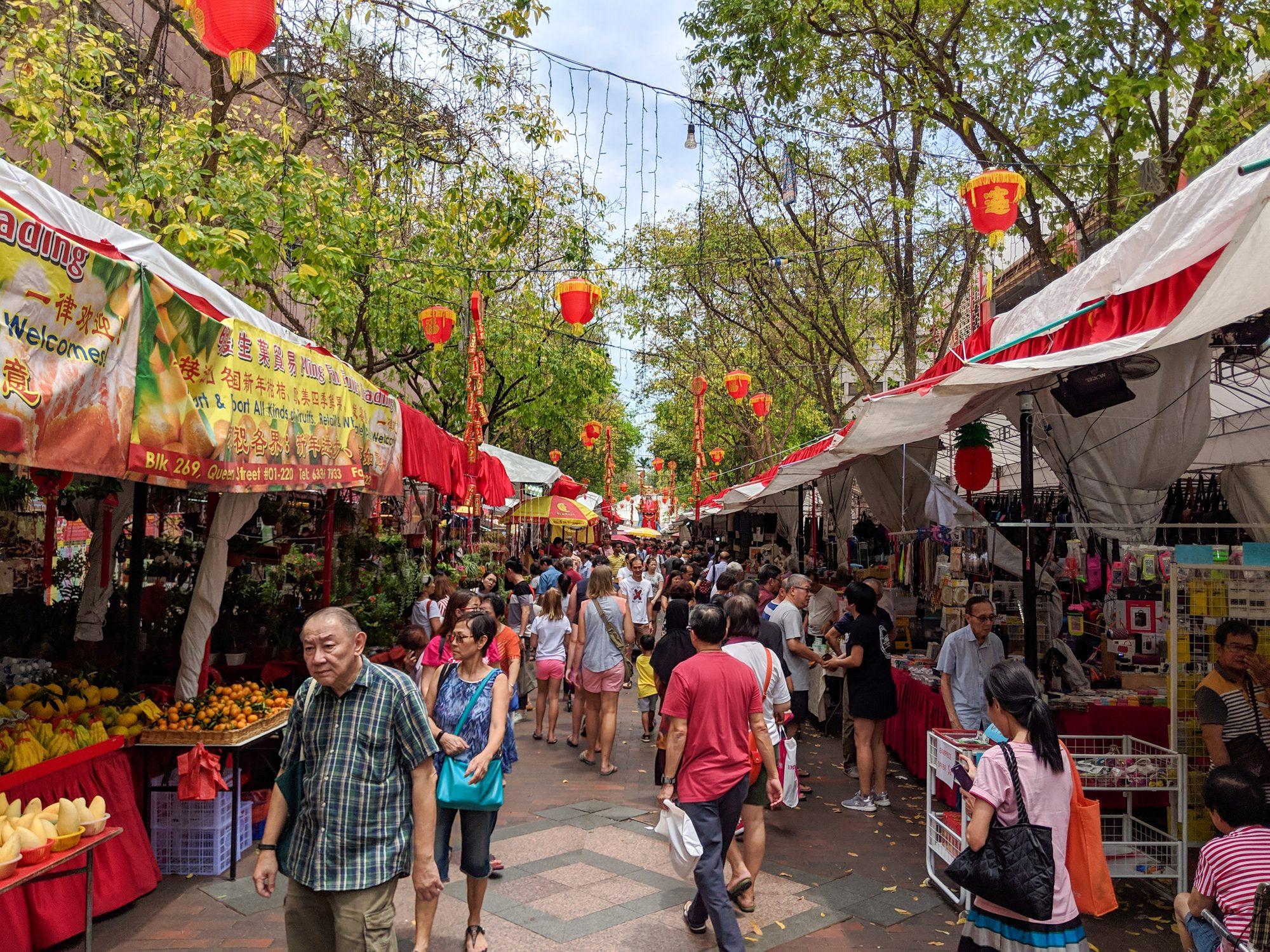 Lo street food di Singapore e la Cultura Hawker diventano Patrimonio dell'umanità