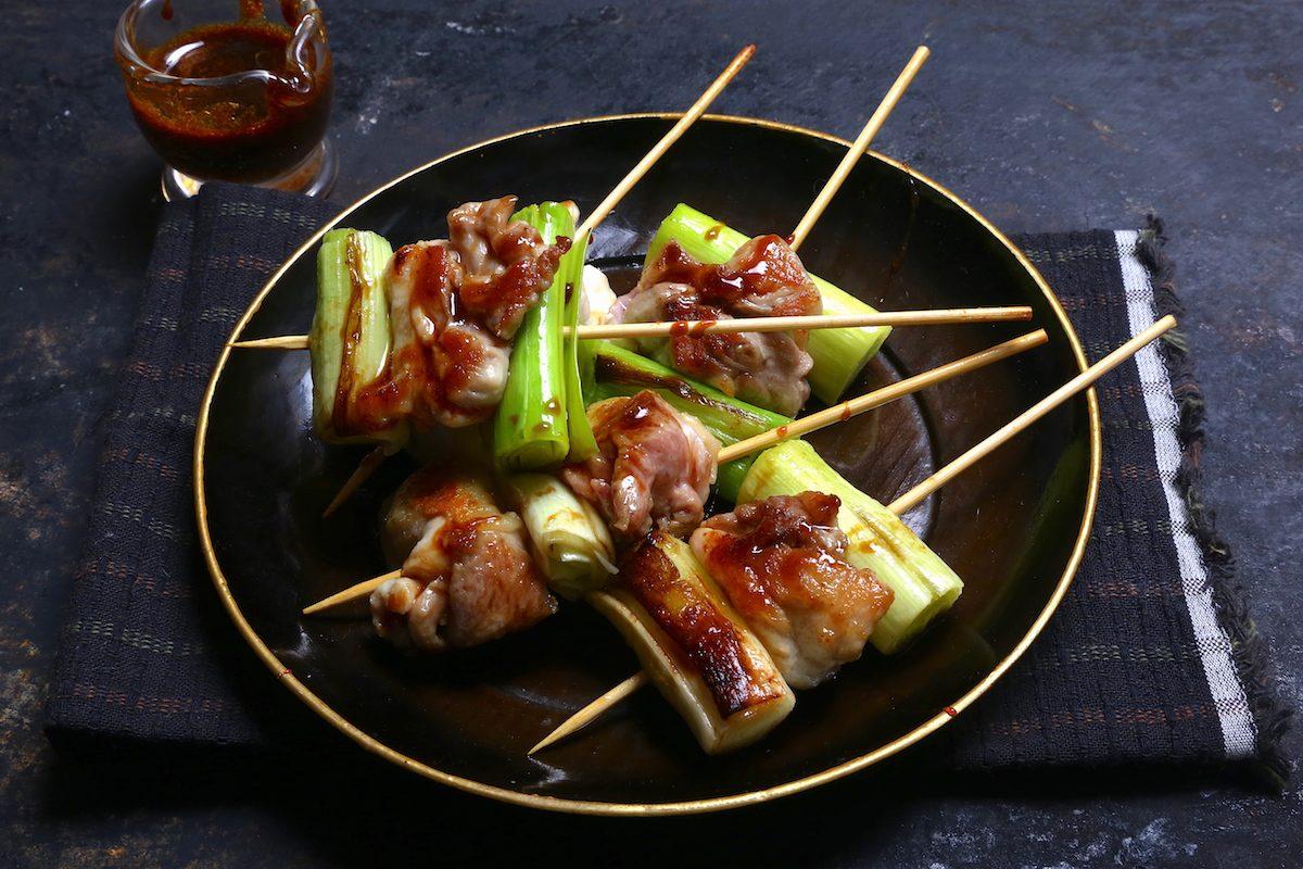 Yakitori: la ricetta degli spiedini di pollo tipici della cucina nipponica
