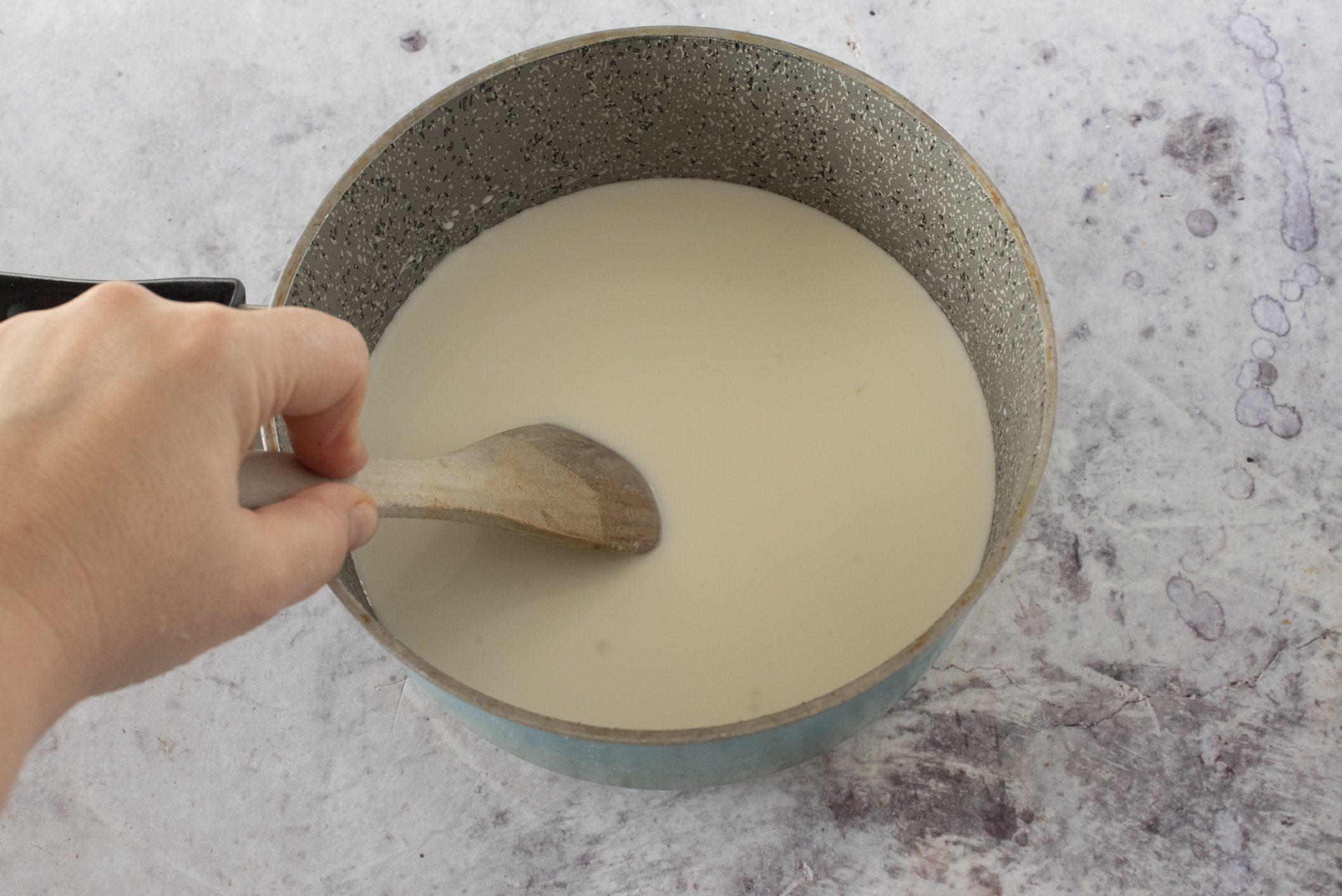 crostata lamponi e cioccolato bianco