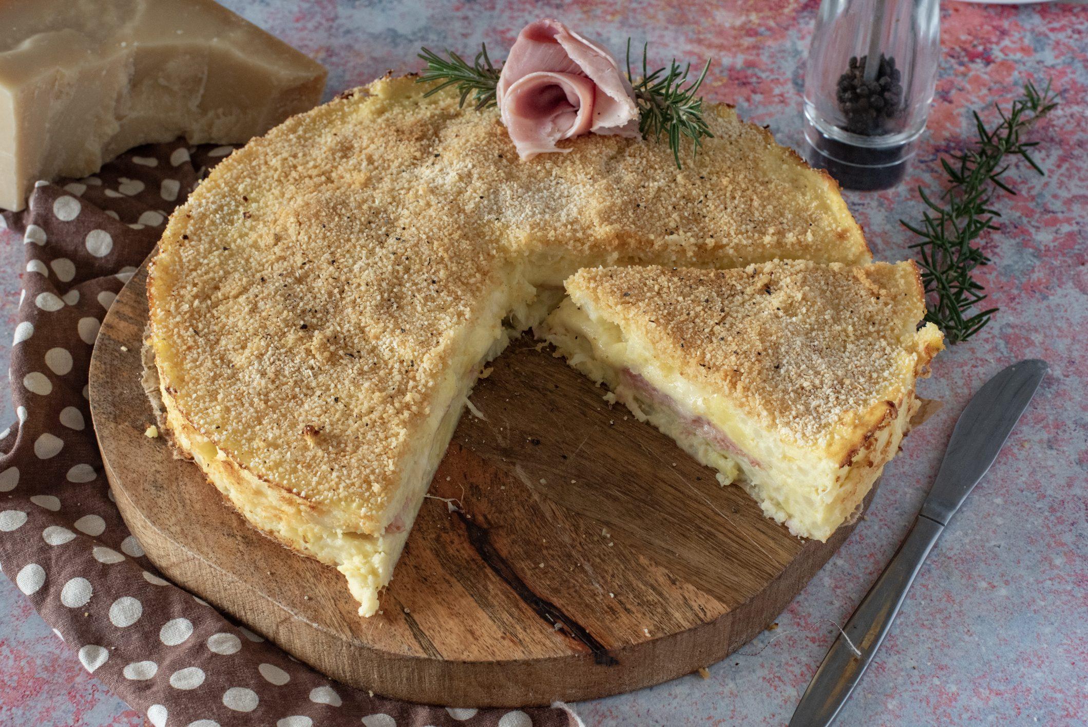 Gateau di cavolfiore: la ricetta del piatto goloso e filante