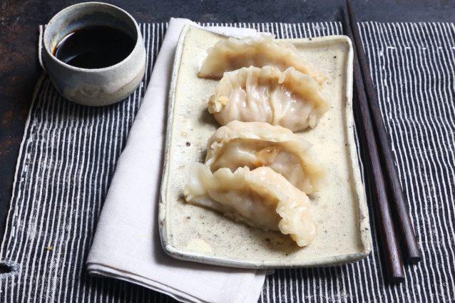Ricetta Gyoza Ravioli Giapponesi.Gyoza Brasati La Ricetta Degli Irresistibili Ravioli Giapponesi