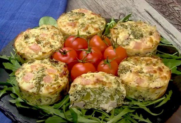 Muffin ai broccoli: la ricetta dei muffin salati semplici e saporiti