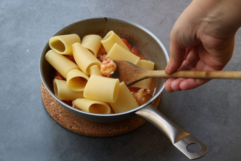mantecare la pasta
