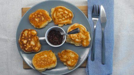 Pancakes al kefir: la ricetta delle frittelle morbide e deliziose