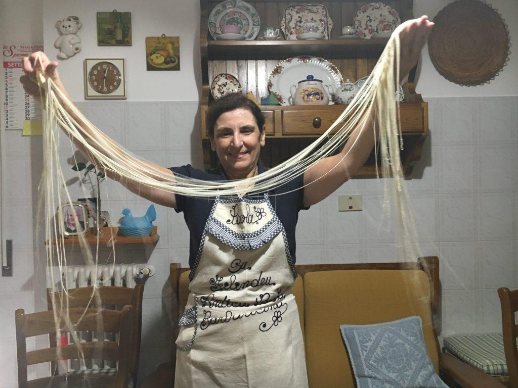 Paola Abraini. Credit photo: Eliot Stein
