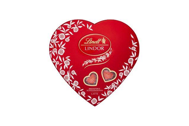 cioccolatini Lindt per San Valentino