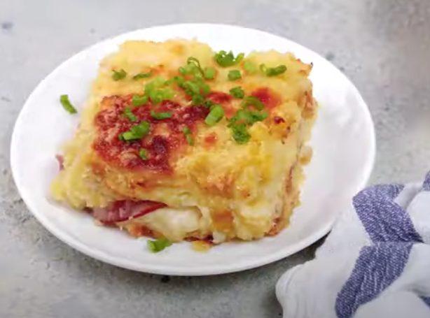 Sformato di cavolfiore e patate: la ricetta del secondo piatto gustoso e filante