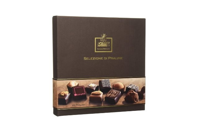 praline al cioccolato artigianale Slitti