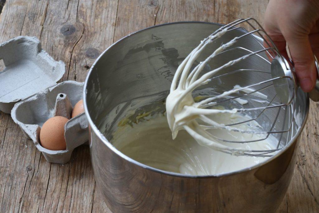 fare la crema
