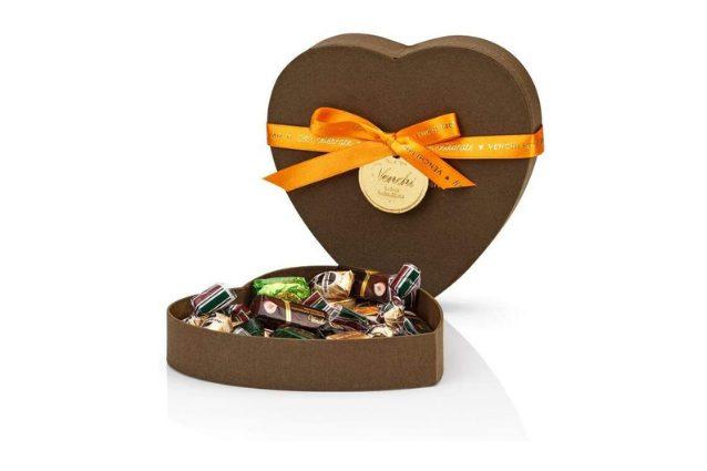 cioccolatini per San Valentino Venchi