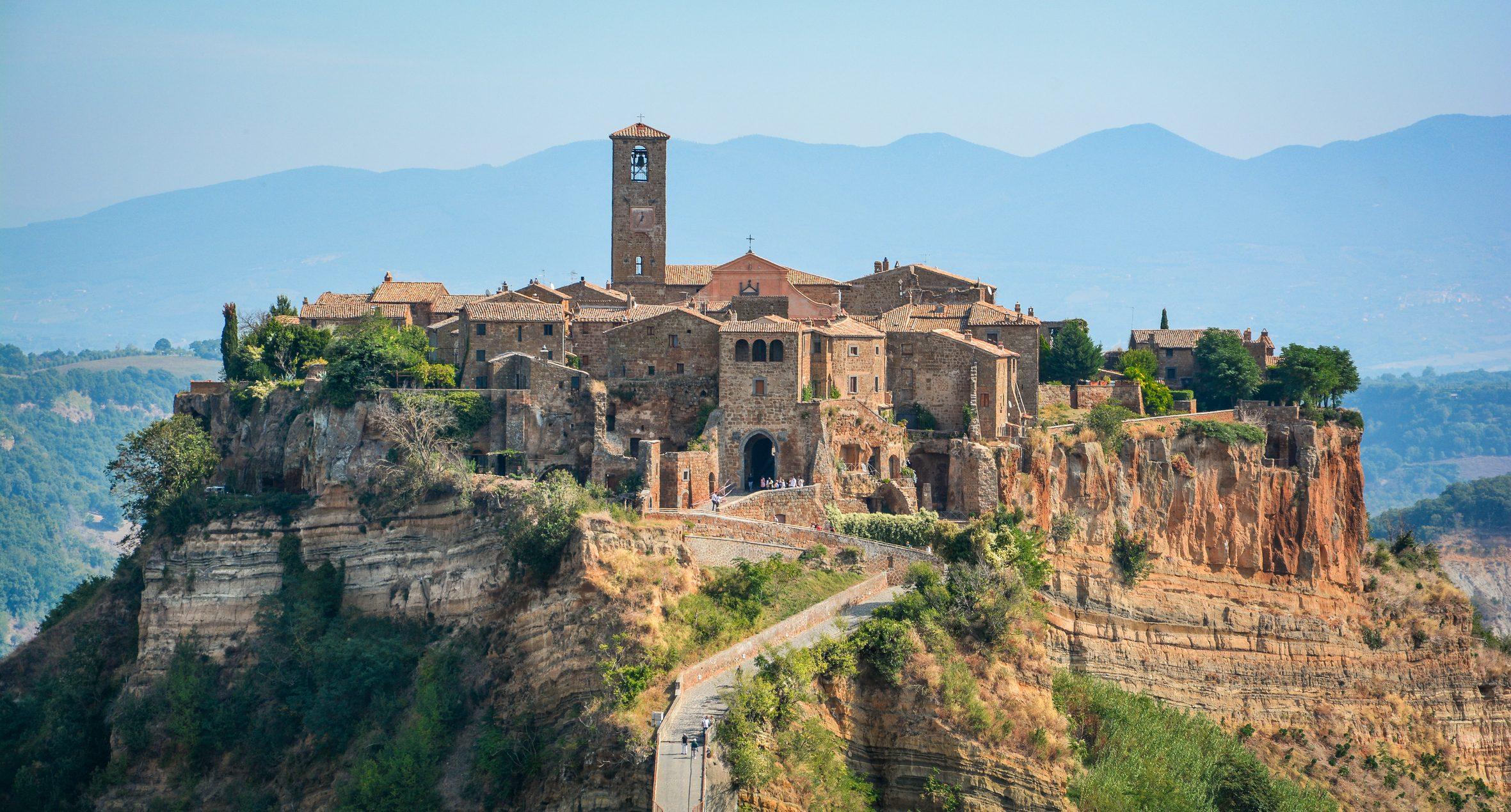 Adotta un borgo tradizionale italiano e ricevi in cambio prodotti tipici da salvaguardare