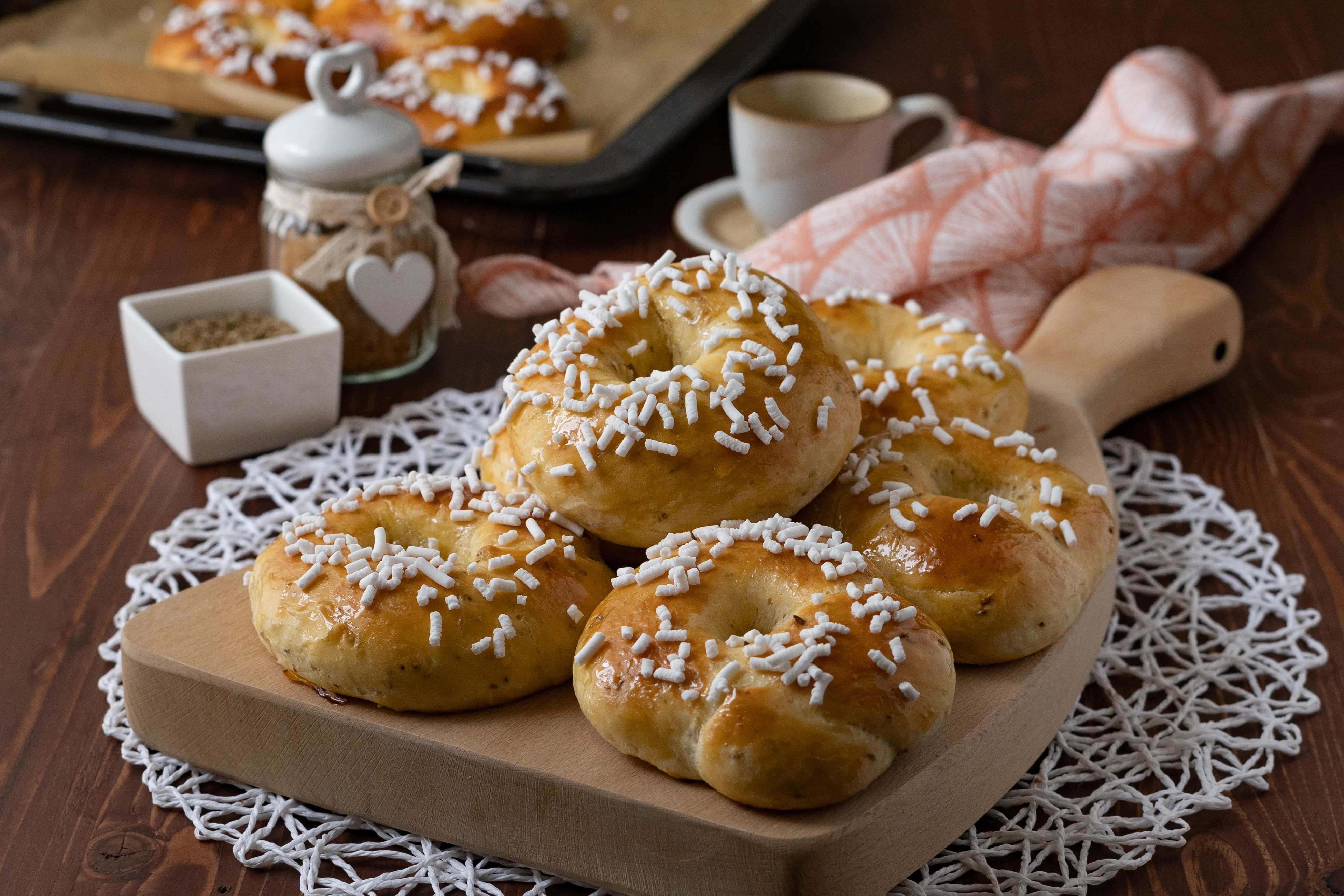 Ciambelle di San Biagio: la ricetta del lievitato soffice e profumato