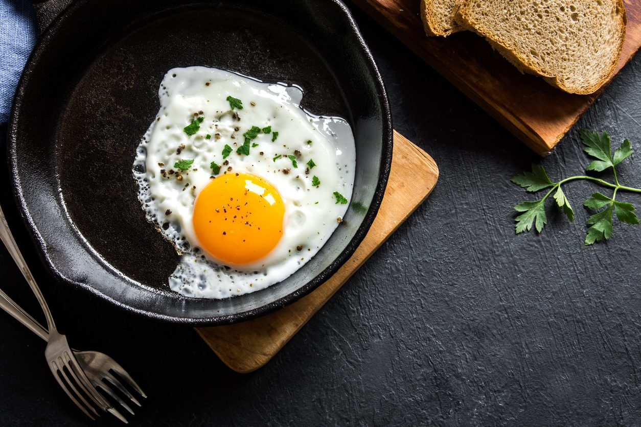 Gli errori più comuni quando si cuociono le uova e come evitarli