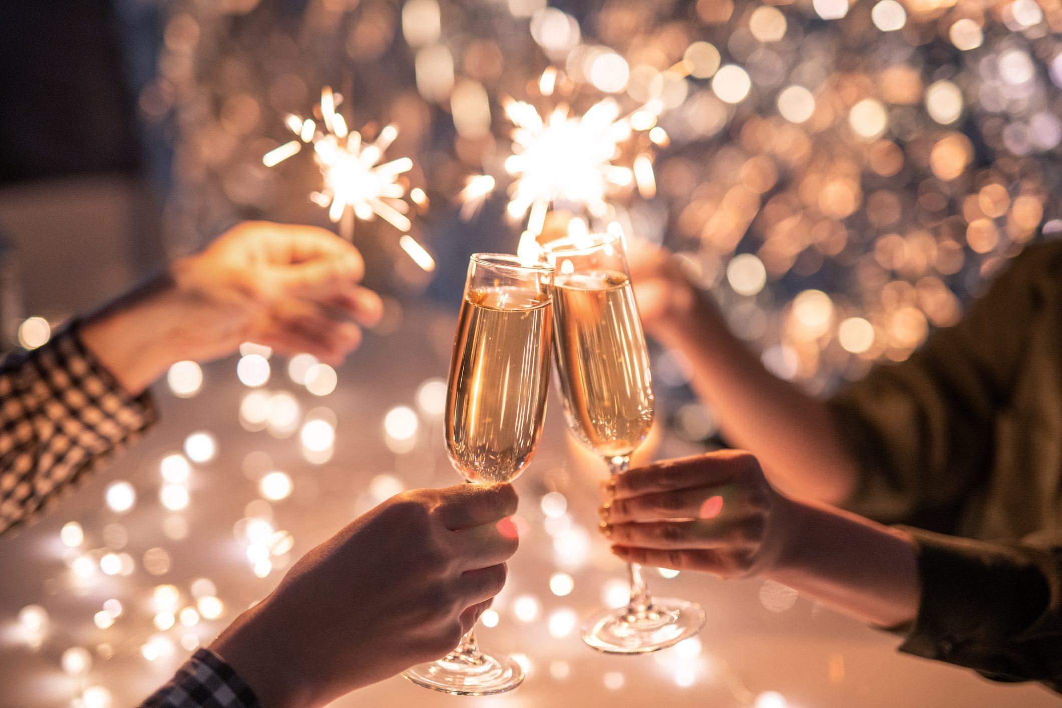 Migliori bicchieri da champagne: classifica e recensioni