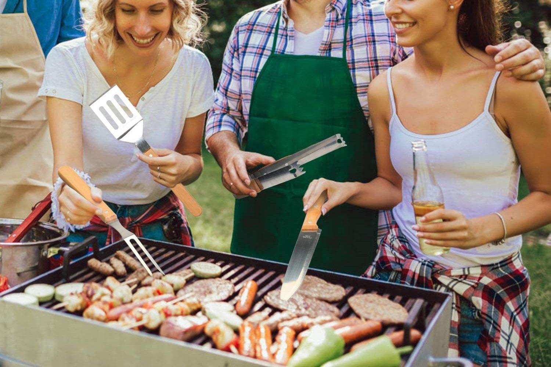 I 10 migliori set di utensili per barbecue