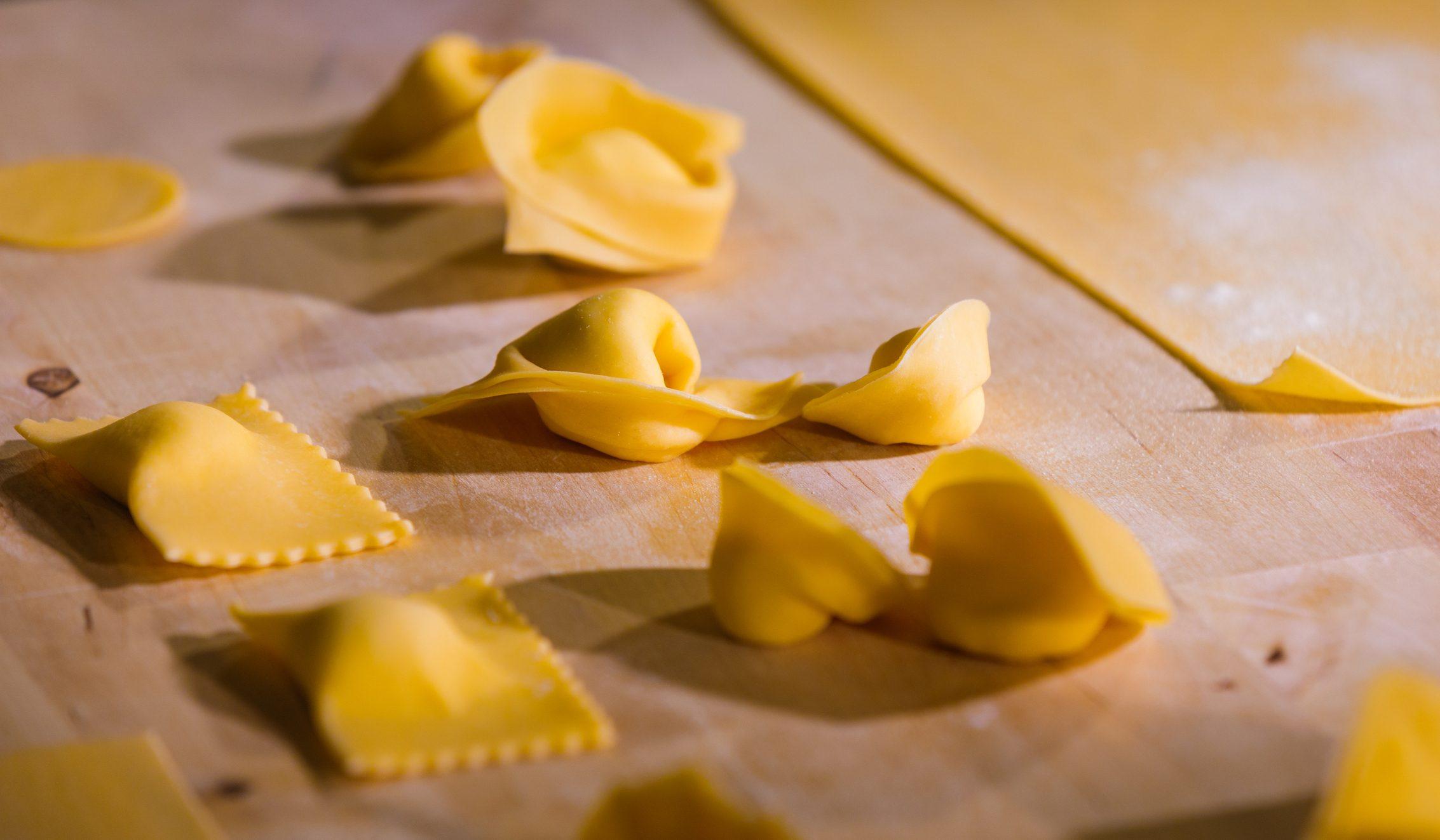 Il Nodo d'Amore, la splendida storia dietro i tortellini di Valeggio sul Mincio