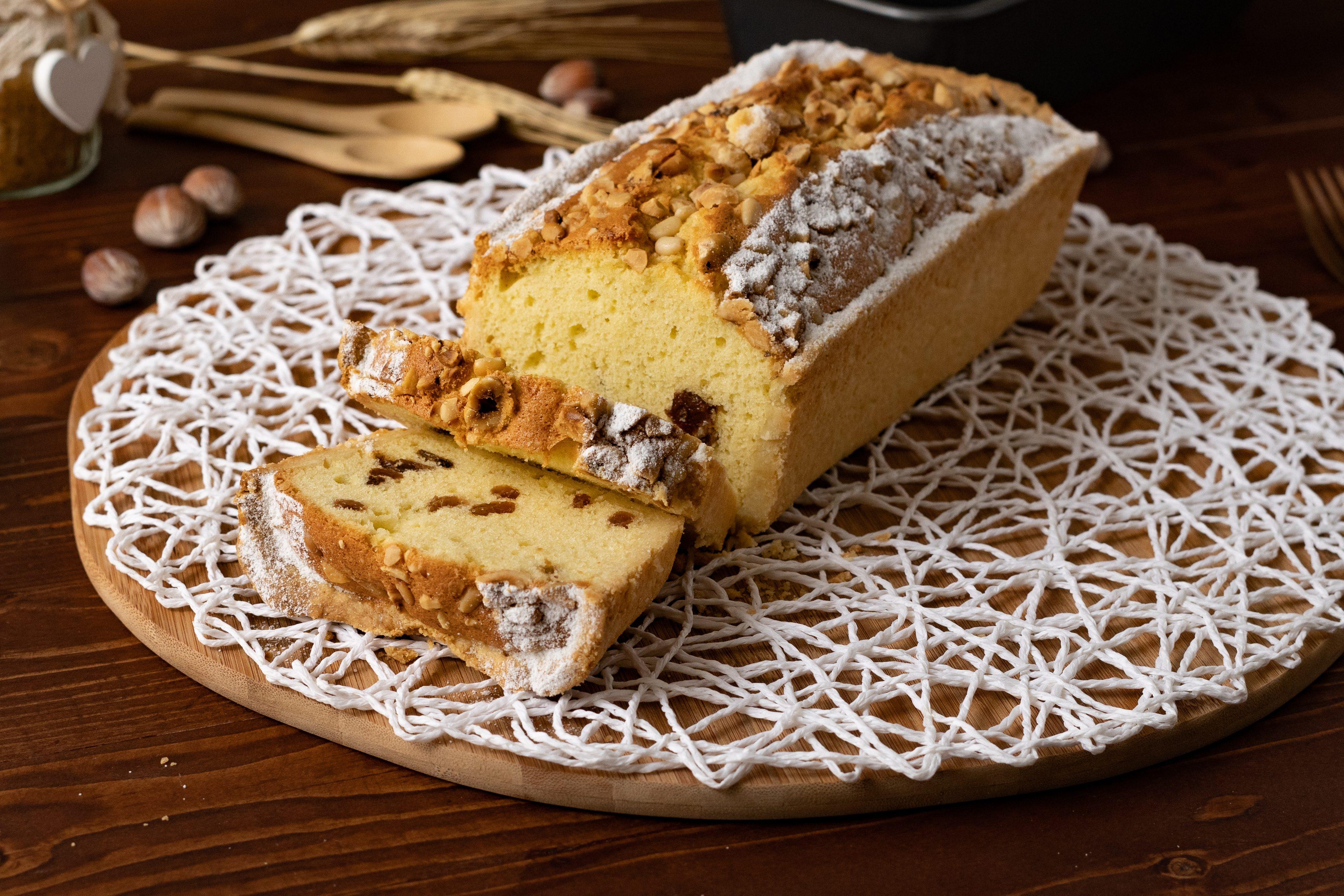 Pane di San Gaudenzio: la ricetta del dolce di Novara soffice e delicato