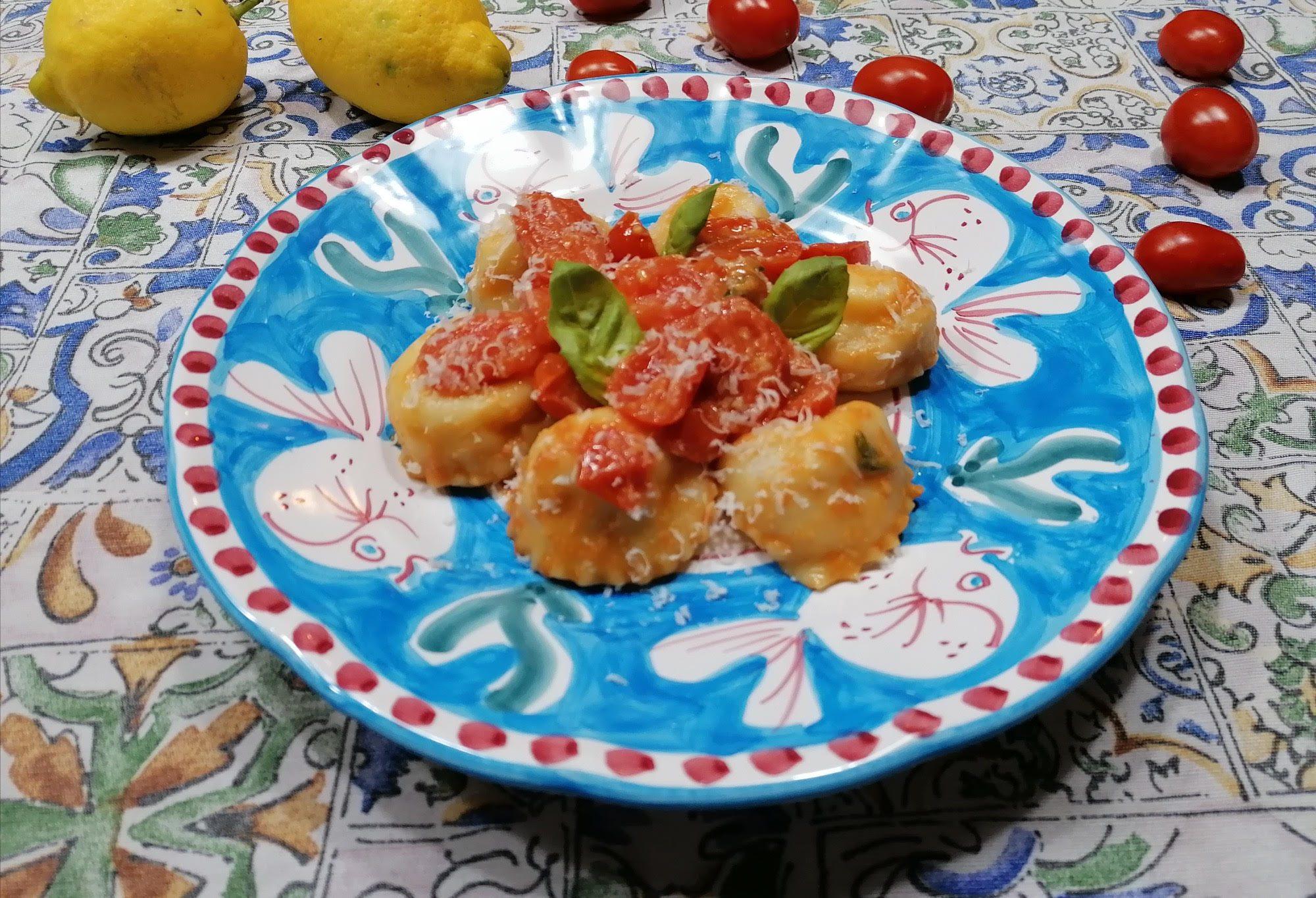 Raviolicapresi: la ricetta del piatto isolano semplice e goloso