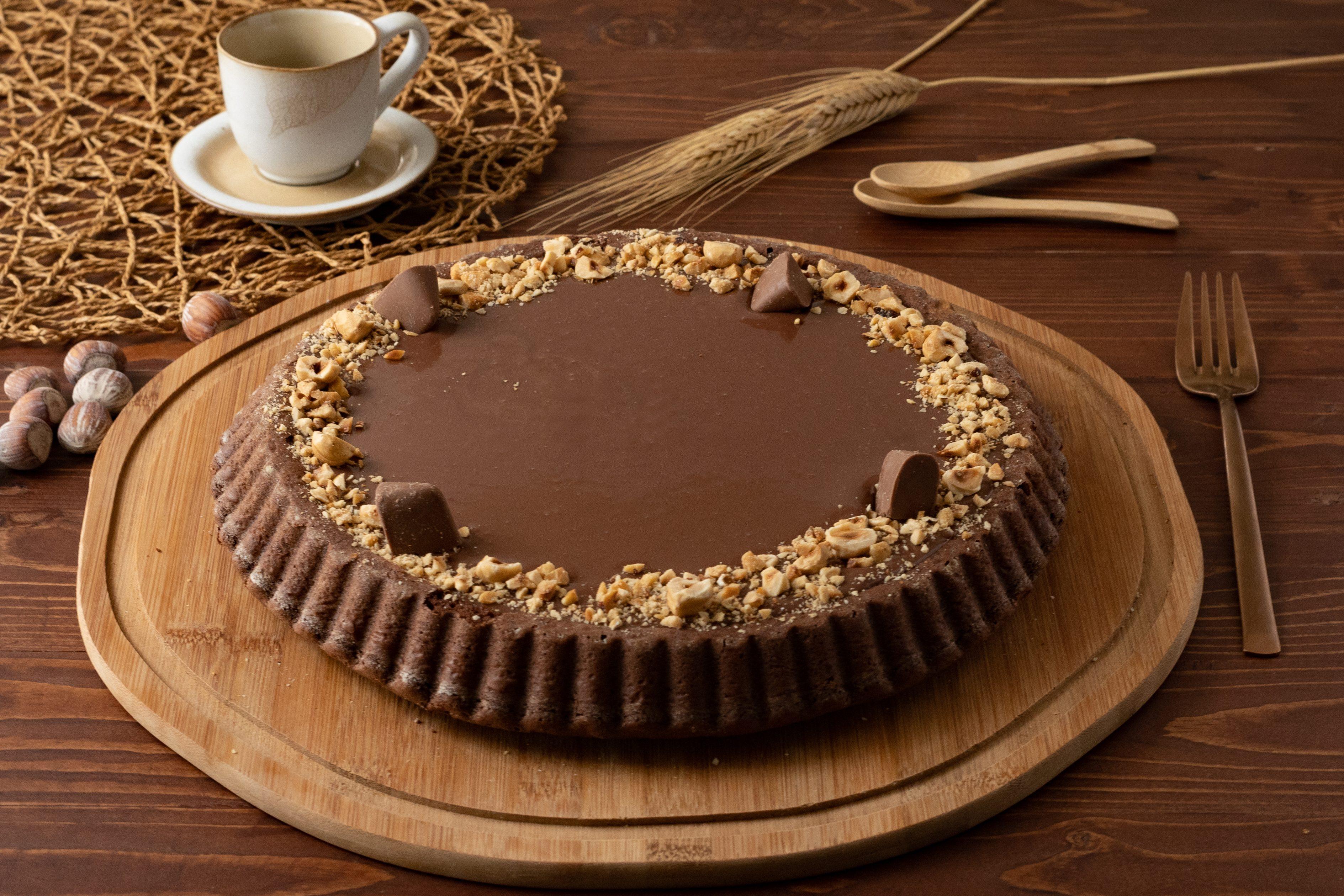 Torta gianduia: la ricetta del dolce tipico piemontese cremoso e senza glutine