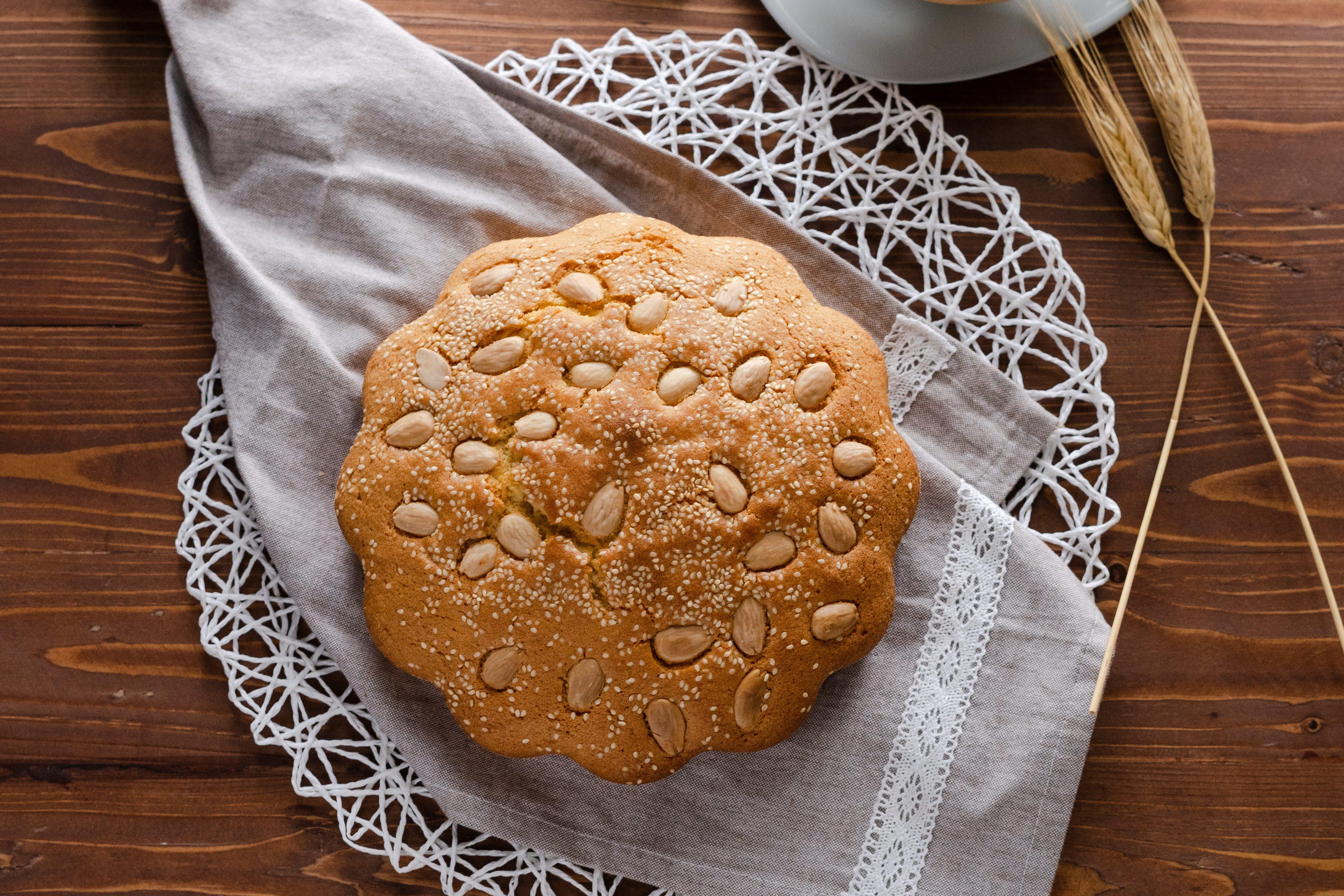 Torta vasilopita: la ricetta del dolce greco soffice e goloso