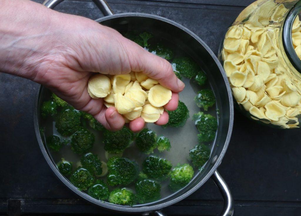 2_lessate pasta e broccoli_pasta broccoli e cozze©Gooduria lab