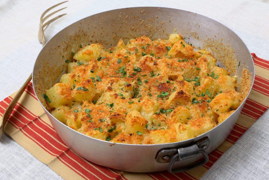 5_patate sfornate_patate Parmigiano e prezzemol©Gooduira lab