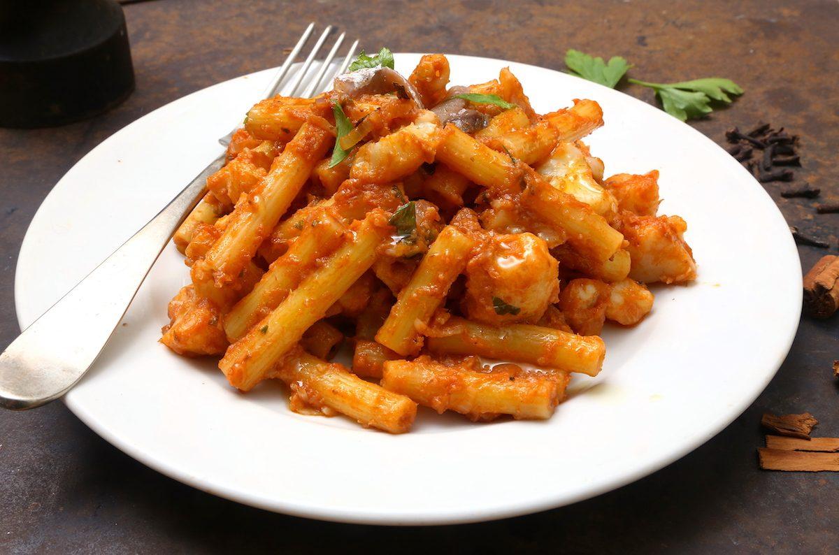 Pasta alla paolina: la ricetta del primo piatto tipico siciliano