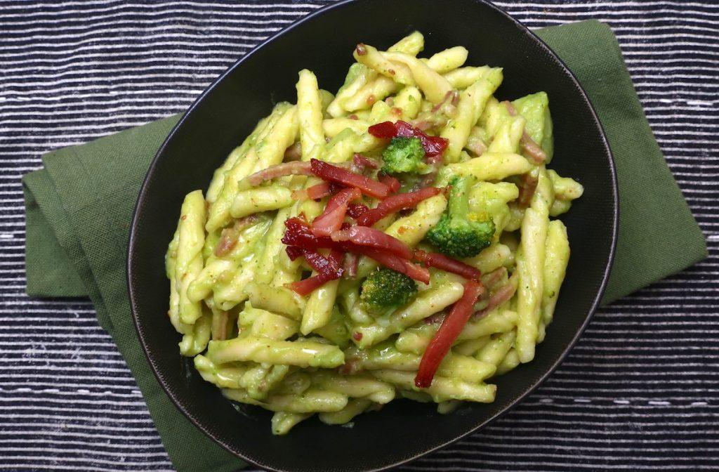 7_pasta pronta_pasta con crema di patate broccoli©Gooduria lab
