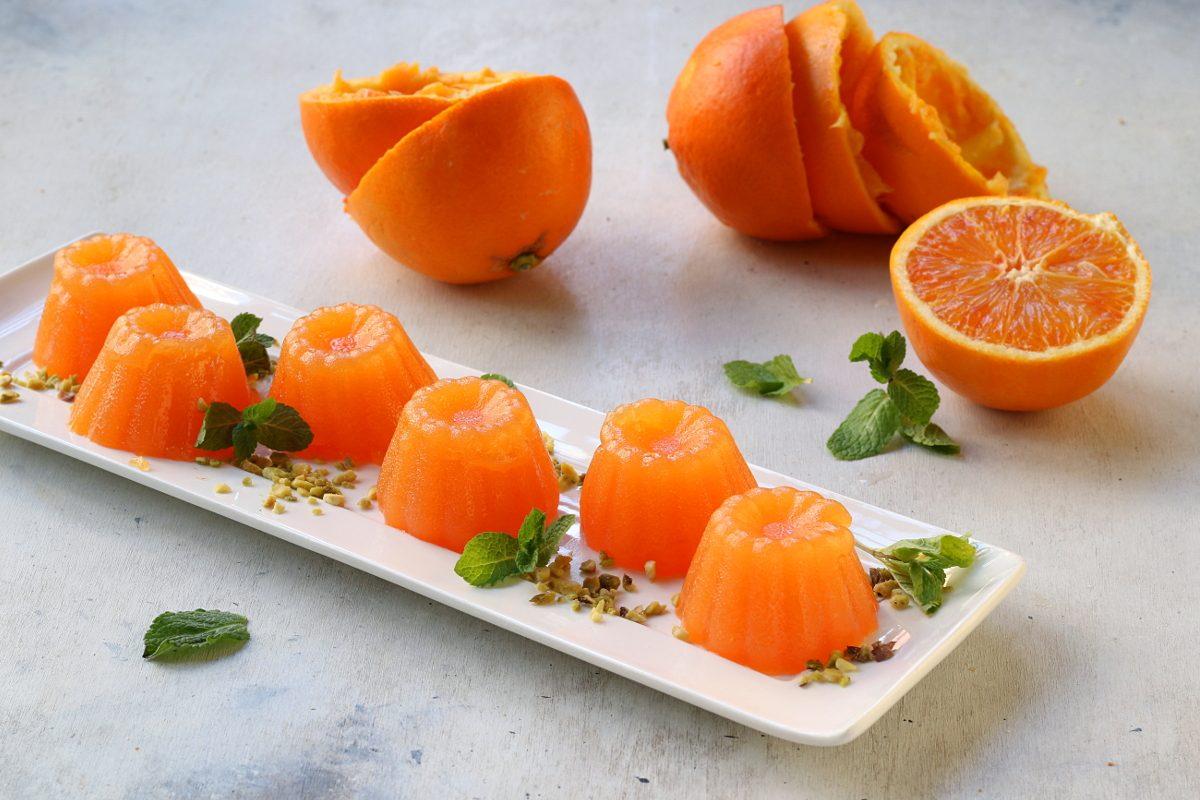 Gelo d'arancia: la ricetta del dolce al cucchiaio fragrante e leggero