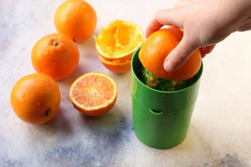 spremere le arance