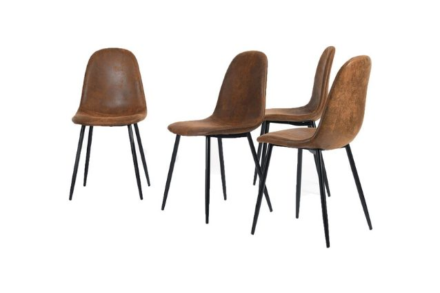 sedie per cucina vintage Homy Casa