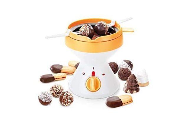 fonduta cioccolato