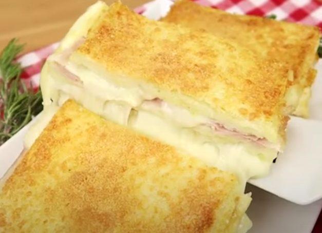 Plumcake con pane per tramezzini: la ricetta dell'antipasto furbo e delizioso