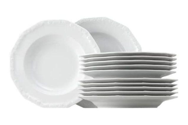 servizio piatti rosenthal
