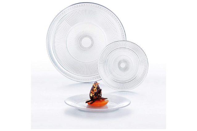 piatti in vetro