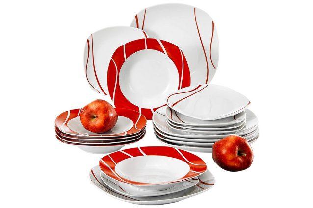 piatti colorati