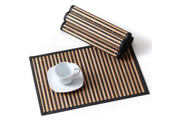 tovagliette americane bambù