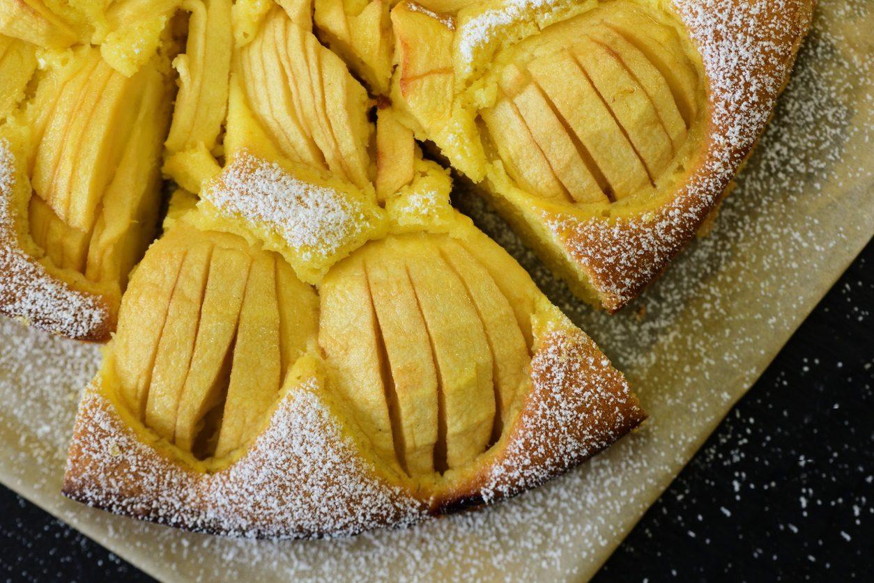 Torta di mele tedesca: la ricetta del dolce soffice, veloce e profumato