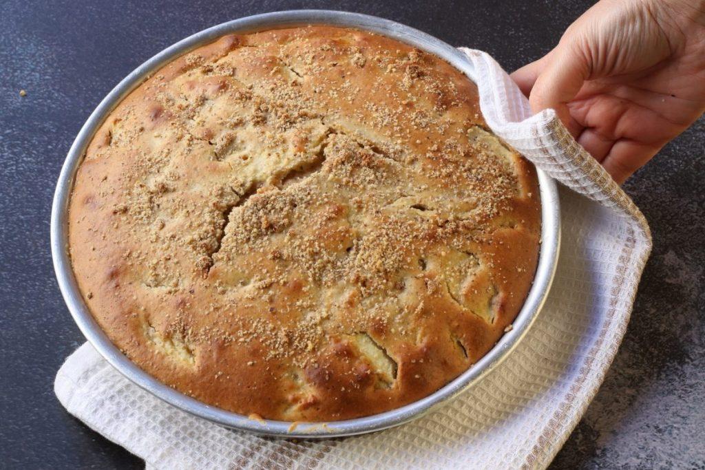 cottura della torta